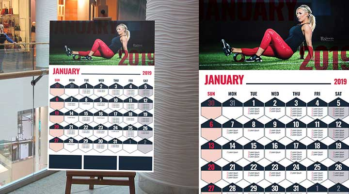 calendar design ideas