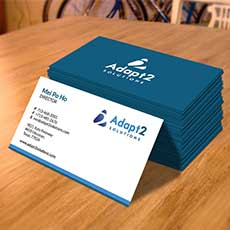 Business card  Design for company