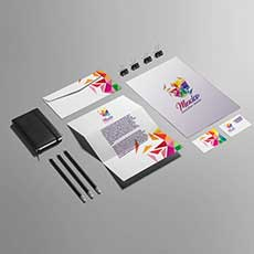 company stationary design