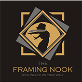 Framing nook company logo