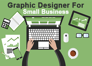 graphic designer for small business